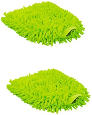 Wash Mitt Wet and Dry Disposable Glove Set