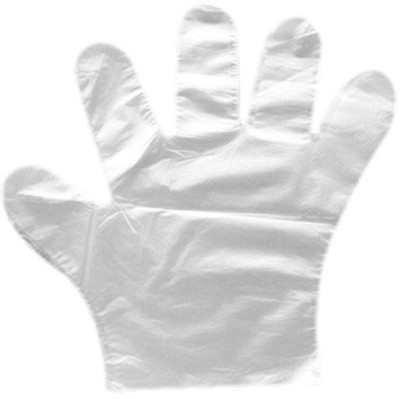 NXT GEN Wet and Dry Disposable Glove Set(Free Size Pack of 100)