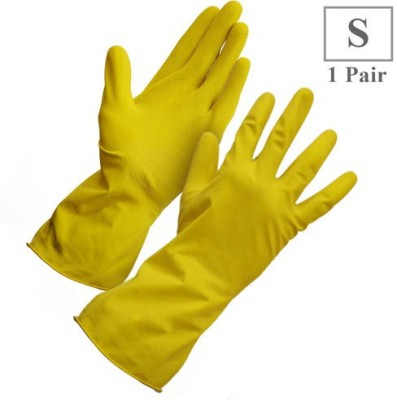 Healthgenie Wet and Dry Disposable Glove(Small)