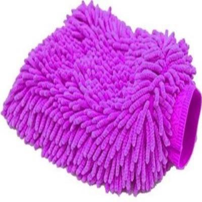 Shri Krishna Microfiber Wet and Dry Disposable Glove(Medium)