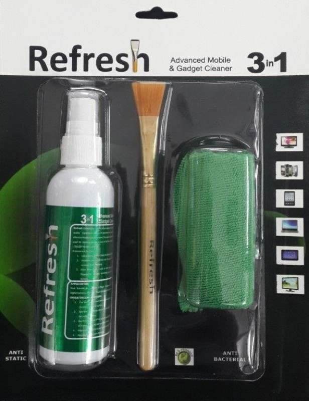 Refresh 3 In 1 for Laptops(RAMGC)