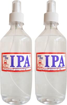 Cleanmax IPA 500ml Spray ( Pack of 2 ) for Computers, Laptops