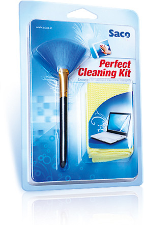 Saco Perfect Cleaning Kit for Computers