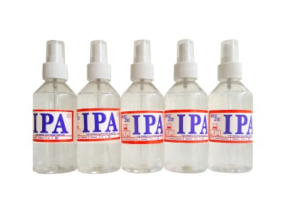 Cleanmax IPA Spray 200ml ( Pack of 5 ) for Computers, Laptops