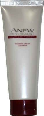 Avon Anew Reversalist Complete Renewal Foaming Cream Cleanser