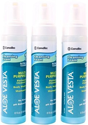 ConvaTec cream cleanser intense hydration with clary sage