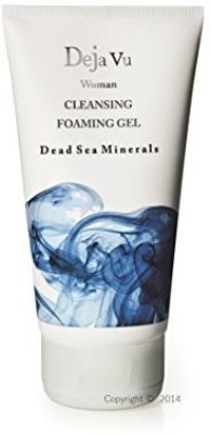 Deja Vu Cosmetics deja vu woman cleansing foaming gel with dead sea minerals