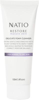 Natio Restore Delicate Foam Cleanser