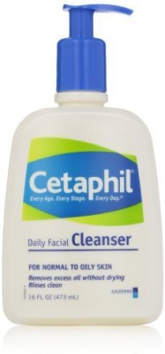 Cetaphil pure roots squa powder wash cleanser with papaya enzymes