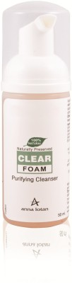Anna Lotan Clear Foam Purifying Cleanser