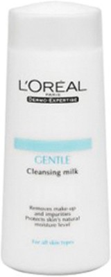 L ,Oreal Paris Gentle Cleansing Milk(200 ml)
