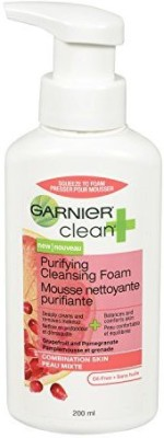Garnier soothe body cleanser