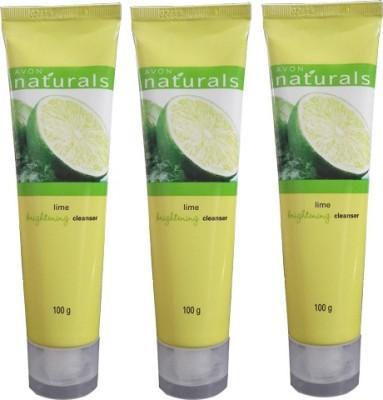 Avon Naturals Lime brightening