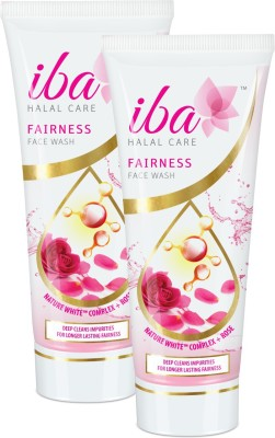 Iba Halal Care Fairness Face Wash (Pack of 2)
