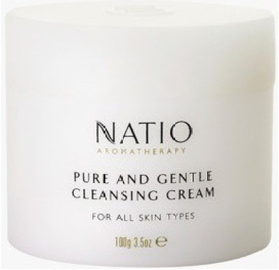 Natio Aromatherapy Pure and Gentle Cleansing Cream