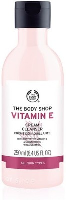 The Body Shop Vitamin E Cream Cleanser(250 ml)