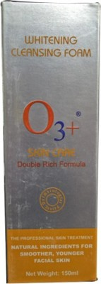 O3+ Whitening Cleansing Foam