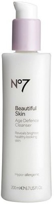 Boots cleanser, foaming