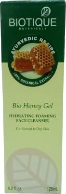 Biotique Bio Honey Gel Hydrating Foaming Face Cleanser