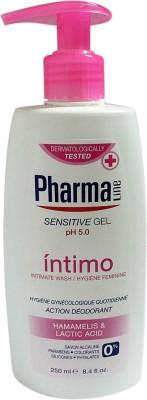 Pharma Line Hygiene Feminine Sensitive Gel