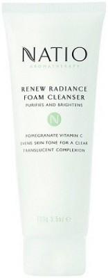 Natio Aromatherapy Renew Radiance Foam Cleanser,