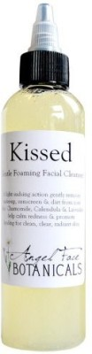 Angel Face Botanicals kissed - gentle foaming sls-free organic gel facial cleanser with chamomile