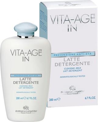 Bottega Di Lungavita Vita Age In Cleansing Milk