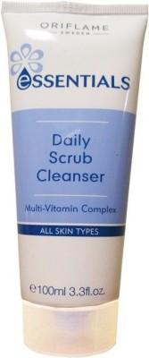 Oriflame Sweden Essentials Daily Scrub Cleanser