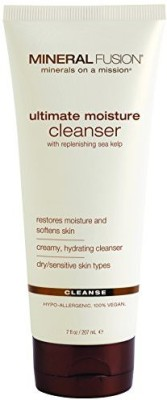 Mineral Fusion cleanser extremely gentle cleanser for women