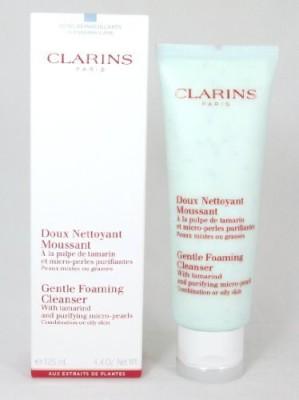 Clarins elixir superieur cleansing foam ii n