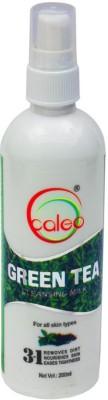 Caleo Green Tea Cleansing Milk