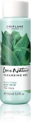 Oriflame Sweden Love Nature Cleansing Gel Tea Tree(150 ml)