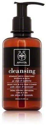 Apivita age smart skin resurfacing cleanser