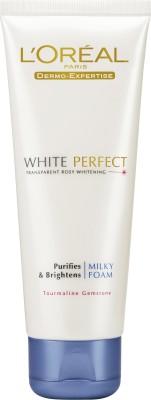 L ,Oreal Paris White Perfect Milky Foam