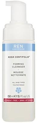 REN gentle foaming facial cleanser