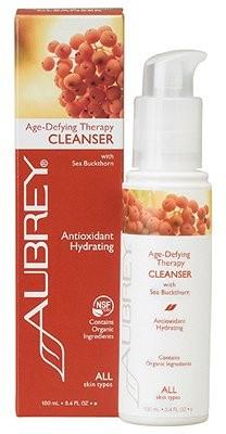 Aubrey Organics Age-Defying Cleanser
