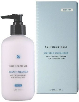 SkinCeuticals Gentle Mild Cream Cleanser for Sensitive Skin, 8-Ounce Pump