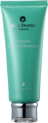 Aloe Derma Gentle Facial Cleanser