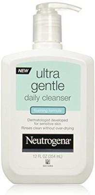 Neutrogena ultra gentle hydrating cleanser, creamy formula