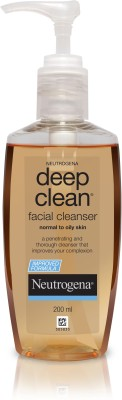 Neutrogena Deep Clean Facial Cleanser(200 ml)