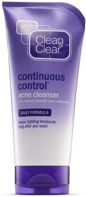 Clean & Clear Continuous Control Acne Cleanser,