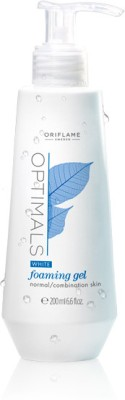 Optimals White Foaming Gel Normal/Combination Skin(200 ml)