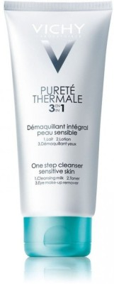 VICHY Purette Thermal 3-in-1 One Step Cleanser Sensitive Skin