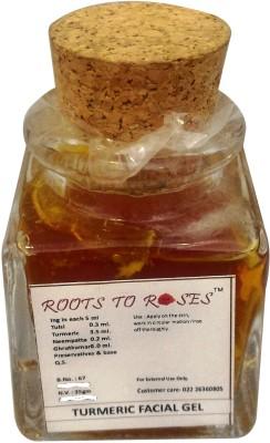 Roots To Roses Turmeric Facial Gel