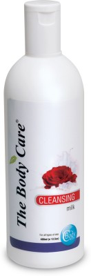 The Body Care Deep Rose Cleansing Milk 400ml
