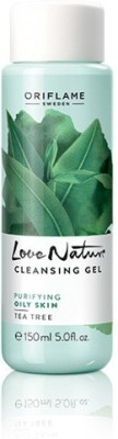 Love Nature Cleansing Gel Tea Tree