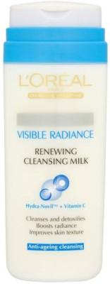 L,Oreal Paris Visible Radiance Renewing Cleansing Milk