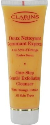 Clarins one step gentle exfoliating cleanser, 4.3-ounce box
