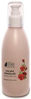 ilike organic skin care andalou naturals apricot probiotic cleansing milk