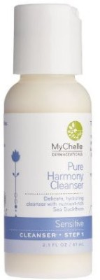 MyChelle sensitive facial cleanser - argan oil probiotic